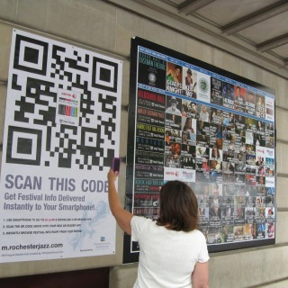 Where are the QR Codes?