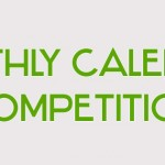 Monthly Calendar Competition
