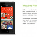 HTC launches own windows 8 phone