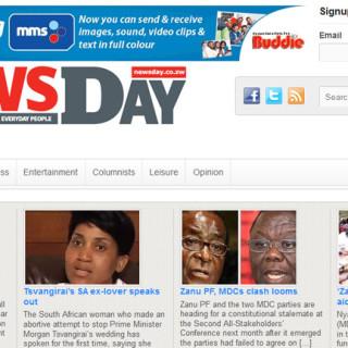 Newsday gets a new website