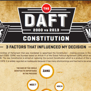Infographic: The Daft Constitution