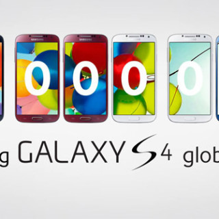 Samsung GALAXY S4 hits 10 million milestone in the first month