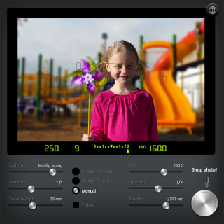 Free DSLR simulator tool for Photographers and Filmmakers