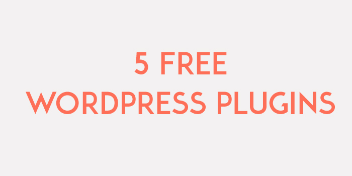 free-wordpress-plugins