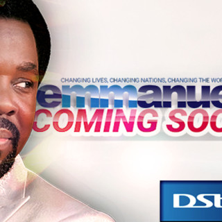 Prophet TB Joshua's Emmanuel TV is headed for DStv and GOtv