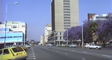 Video: What Harare looked like in 1983