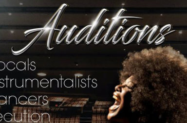 church-auditions